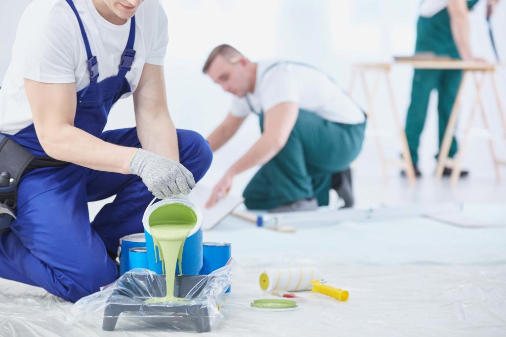 painters wellingborough